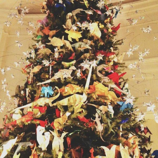 Origami-Tree
