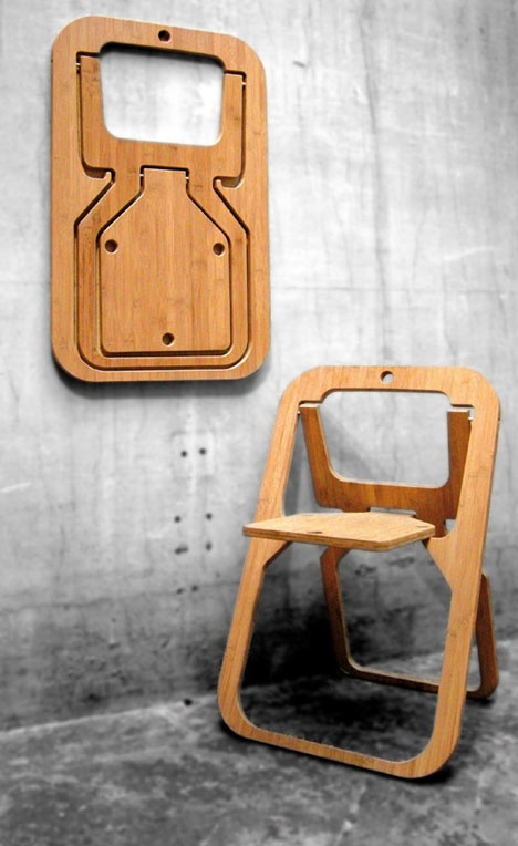 Christian Desile Chair