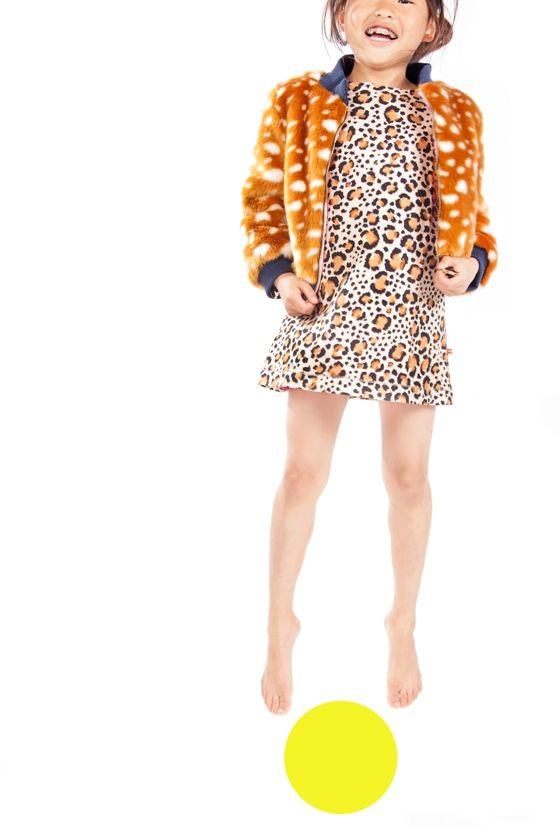 leopard clothes, bengh winter 2013