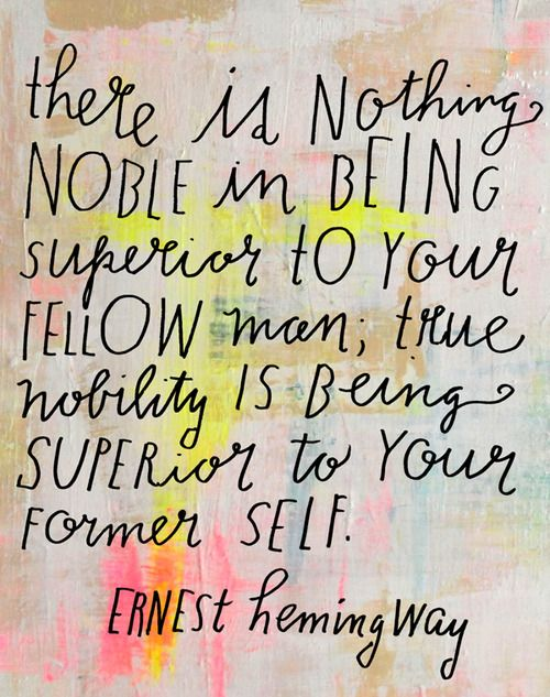 Ever since reading the Paris Wife I've been fascinated with Hemingway. Anyone have some of his books that I can borrow?