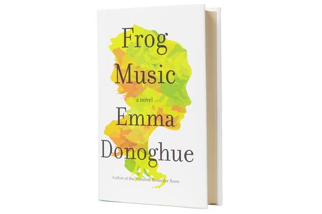 frog music - emma donoghue -book review