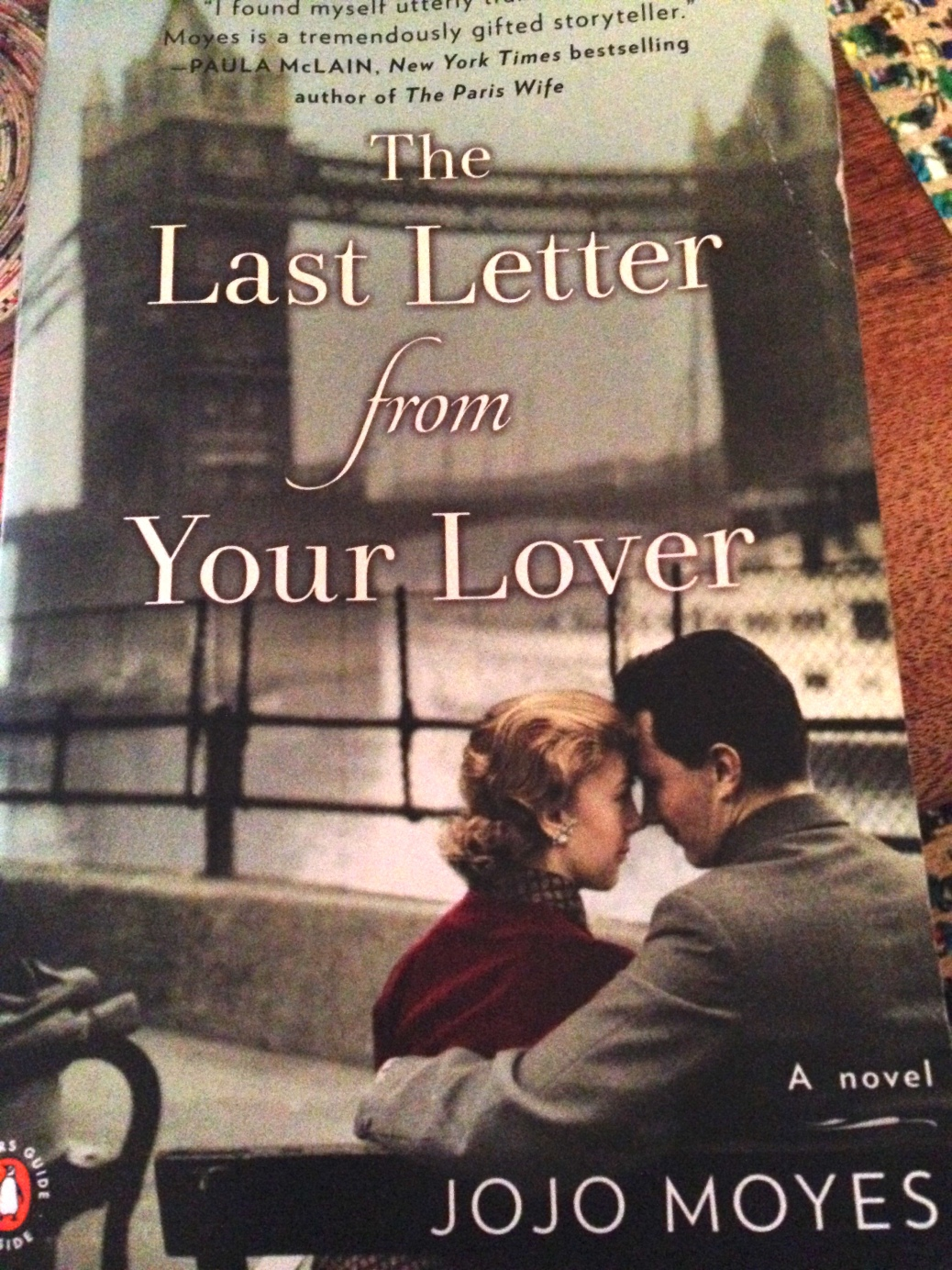 The Laster Letter From Your Lover